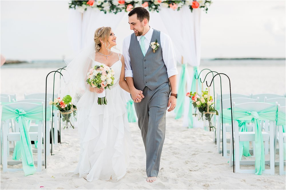 Wedding Rentals in Gulf Shores: Arch, Chairs, Tables