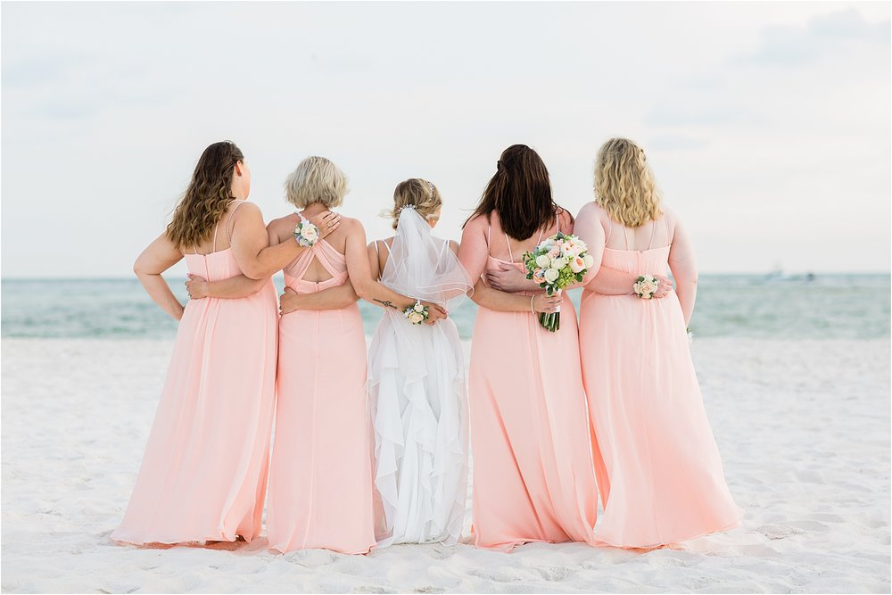 Bridesmaids Poses Ideas