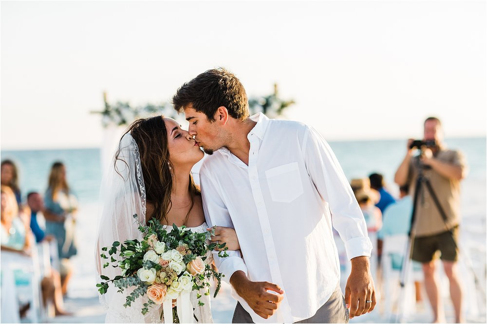 Elopement packages in Pensacola Beach