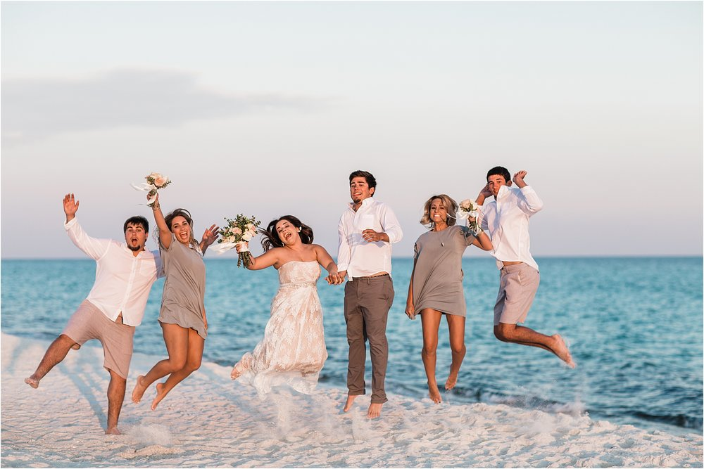 Bridesmaids and groomsmen wedding pictures ideas