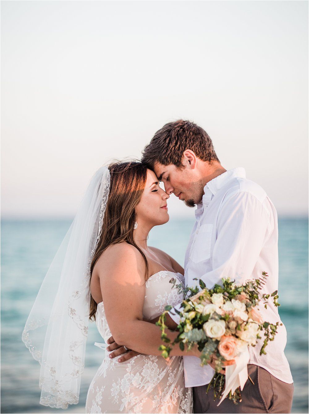 Beautiful Wedding Pictures in Pensacola Beach
