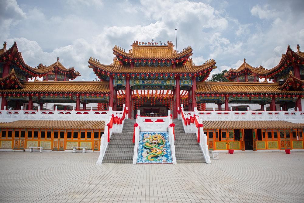 Thean Hou Temple - Malaysia