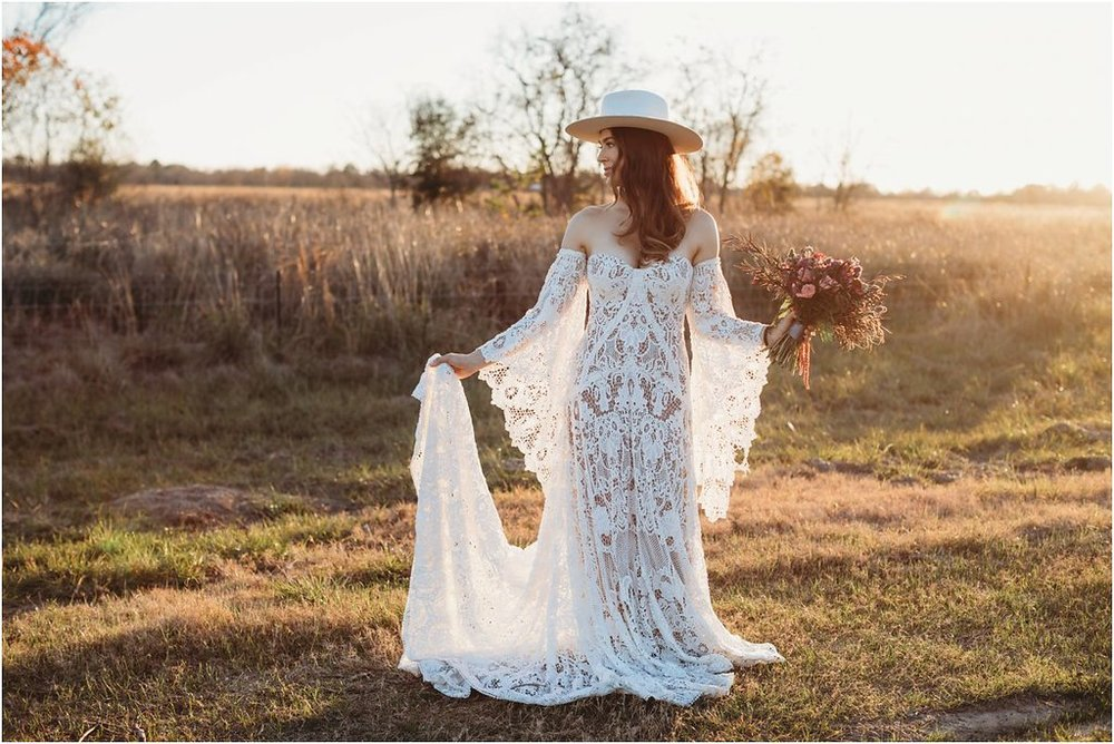 "- ""I worked with Casie on a styled shoot. I could not be more impressed with her creativity, attention to detail and impeccable taste. I look forward to working with her again!""- Shannon Moore, Beckendorff Farms"