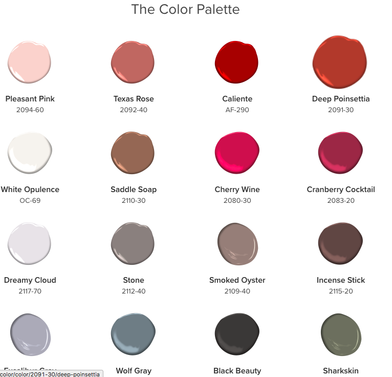 The Color Palette