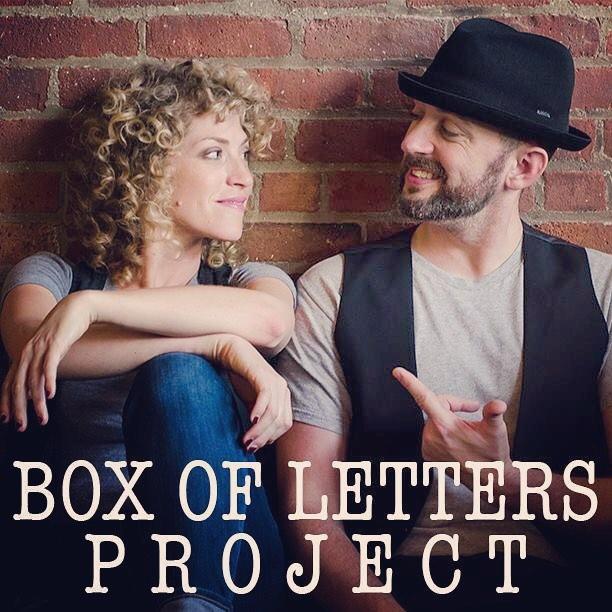 Www.boxoflettersproject.com #valentine #tour #2016 #boxoflettersproject