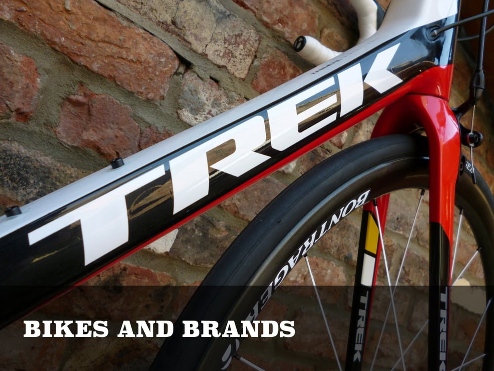 BIKES AND BRANDS