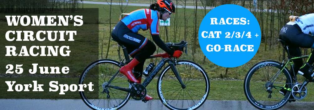 York Cycleworks Women's Circuit Racing