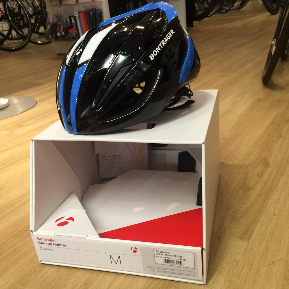 Bontrager Starvos available at York Cycleworks