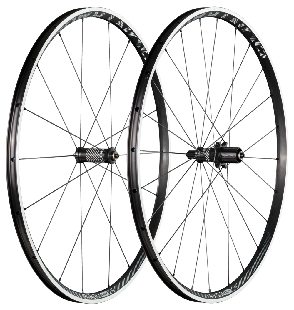 Paradigm Elite Demo Wheels available at York Cycleworks