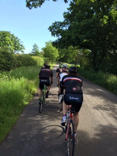 York Cycleworks Sunday Club Ride