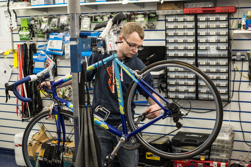 Winter Health Checks at York Cycleworks