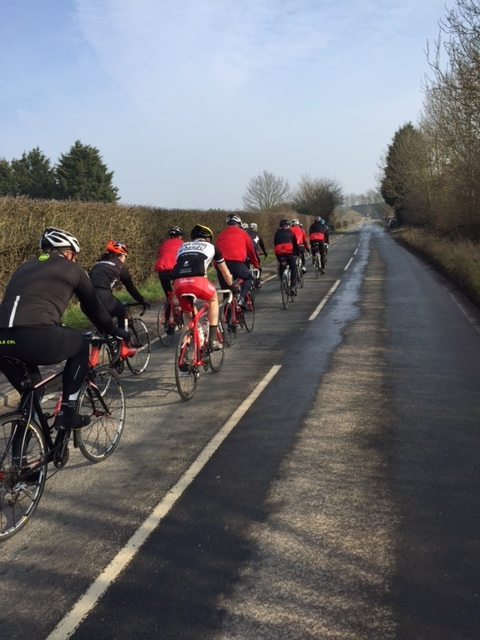 Sunday Club Run