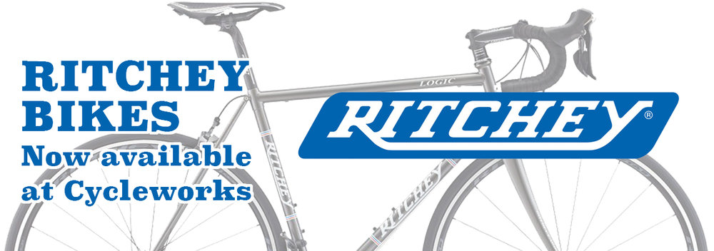 York Cycleworks are pleased to be offical Ritchey stockists