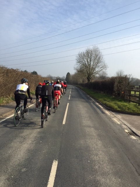 York Cycleworks Saturday Social Ride