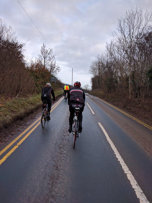 York Cycleworks Club Run