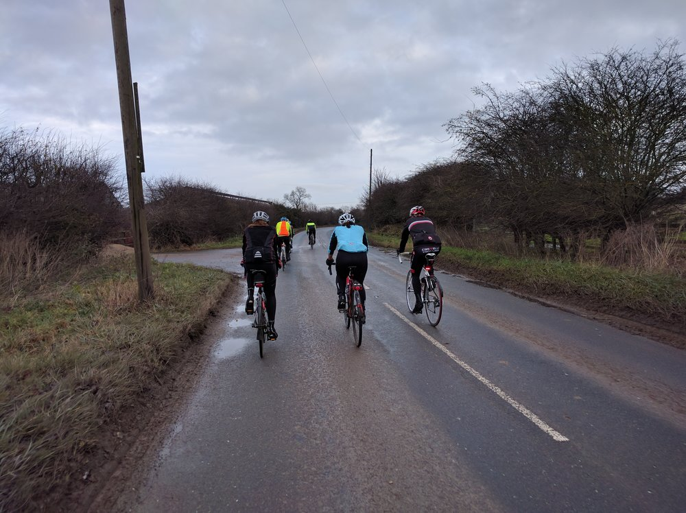 York Cycleworks Club Run