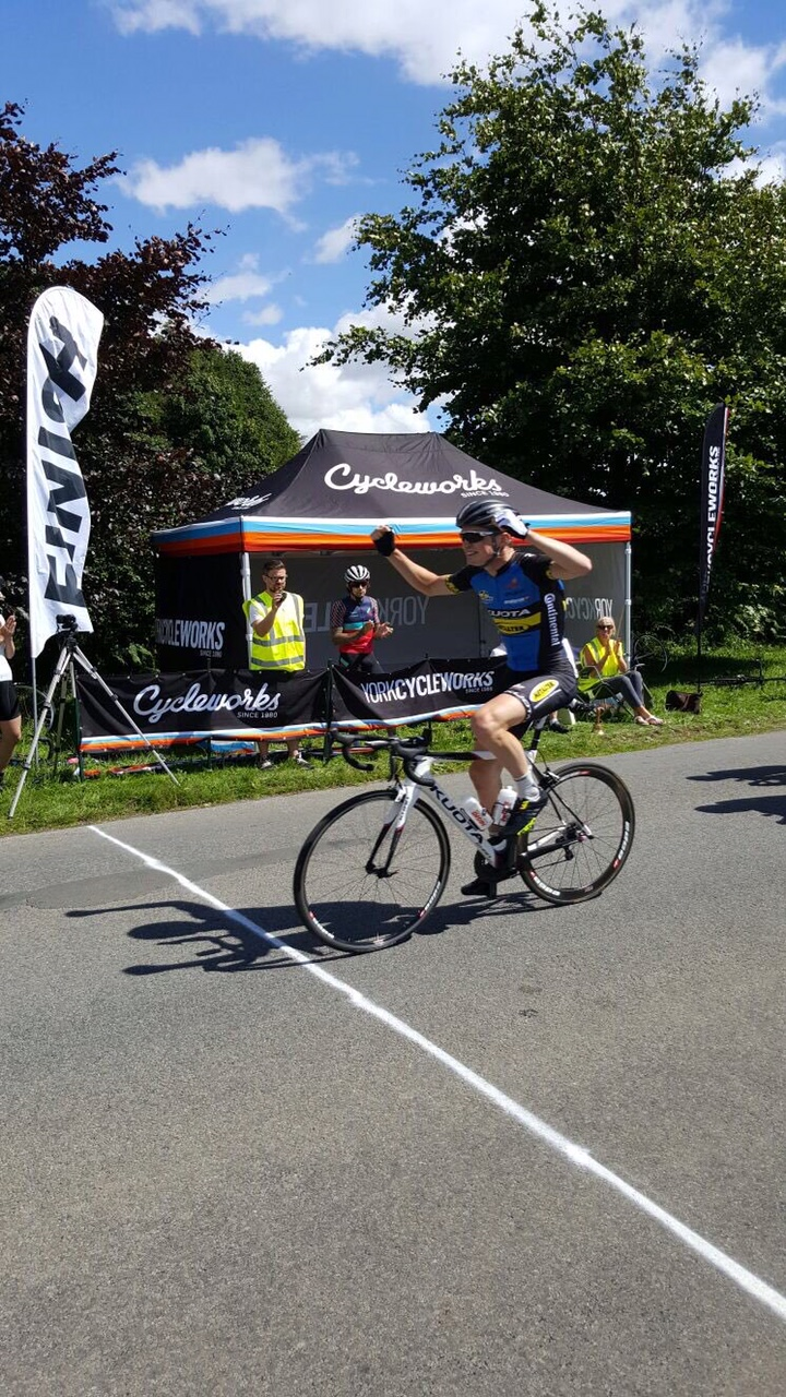 York Cycleworks Road Racing