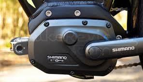 Shimano Steps E-Bike motor