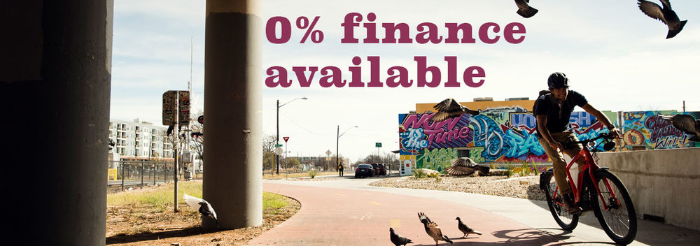York Cycleworks 0% Finance