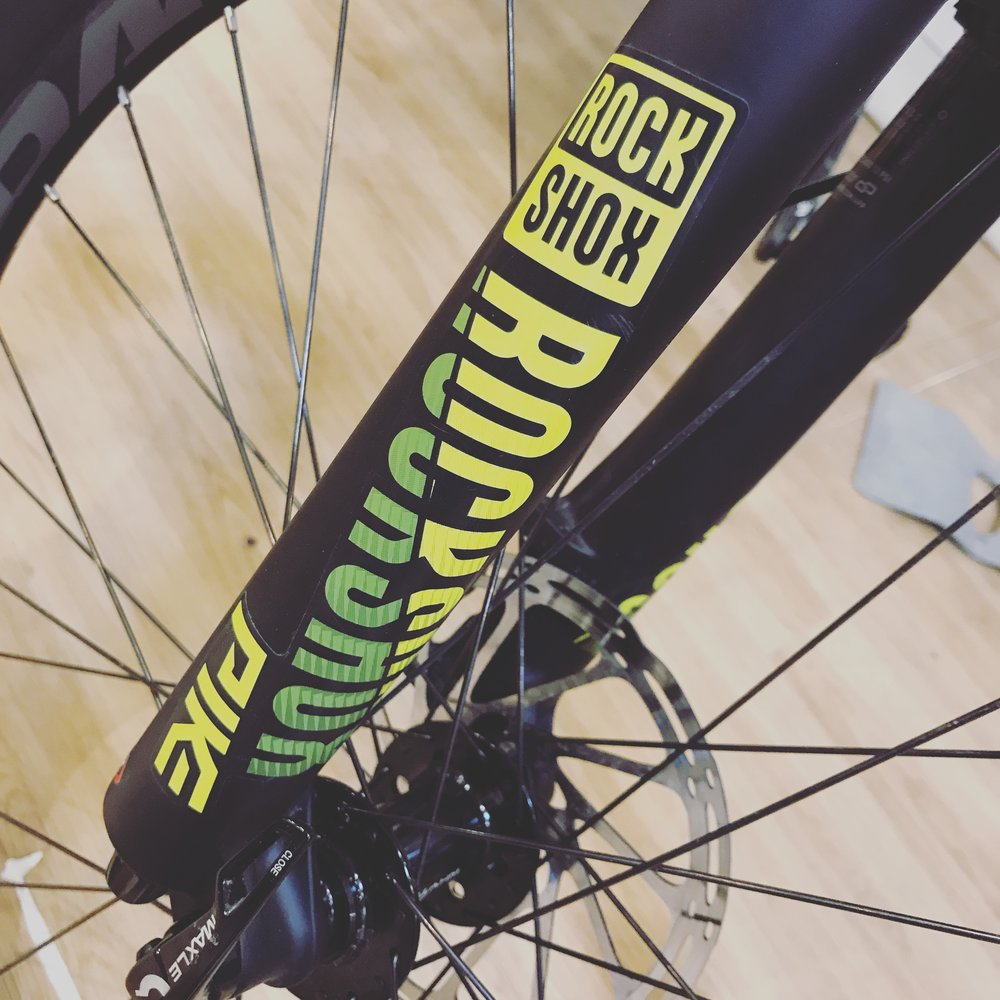 Rockshox Price Matching at York Cycleworks