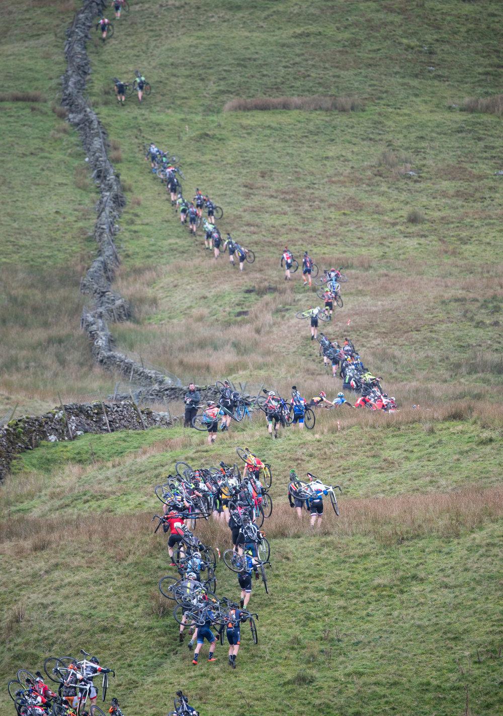 York 3 peak Cyclocross Race