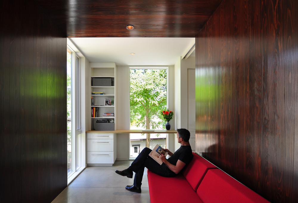 Nexus House Wisconsin Architect
