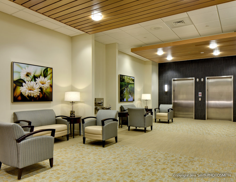 St. Mary\'s Janesville Hospital and Dean Clinic — Wisconsin Architect