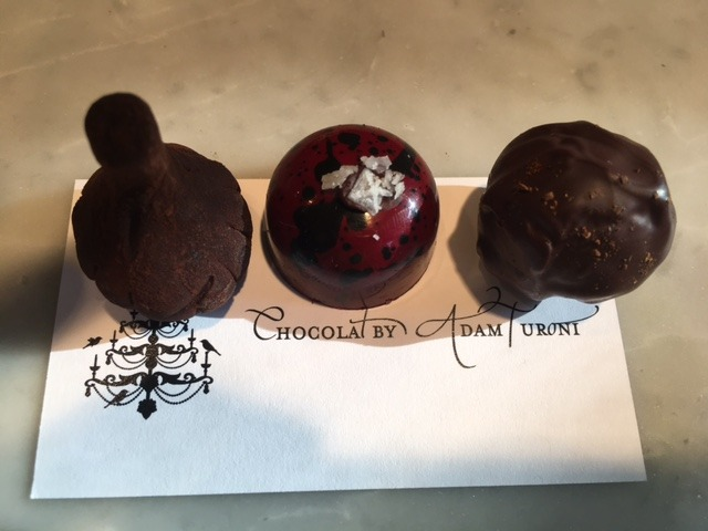 With Halloween tomorrow and National Chocolate Day this past Saturday it is a perfect time to show off these tasty looking morsels from Lucy + Kalapana's trip to Savannah!  Ready to Pack Up + Go? Sign up for your next delicious vacation today!  http://bit.ly/Chocolate17