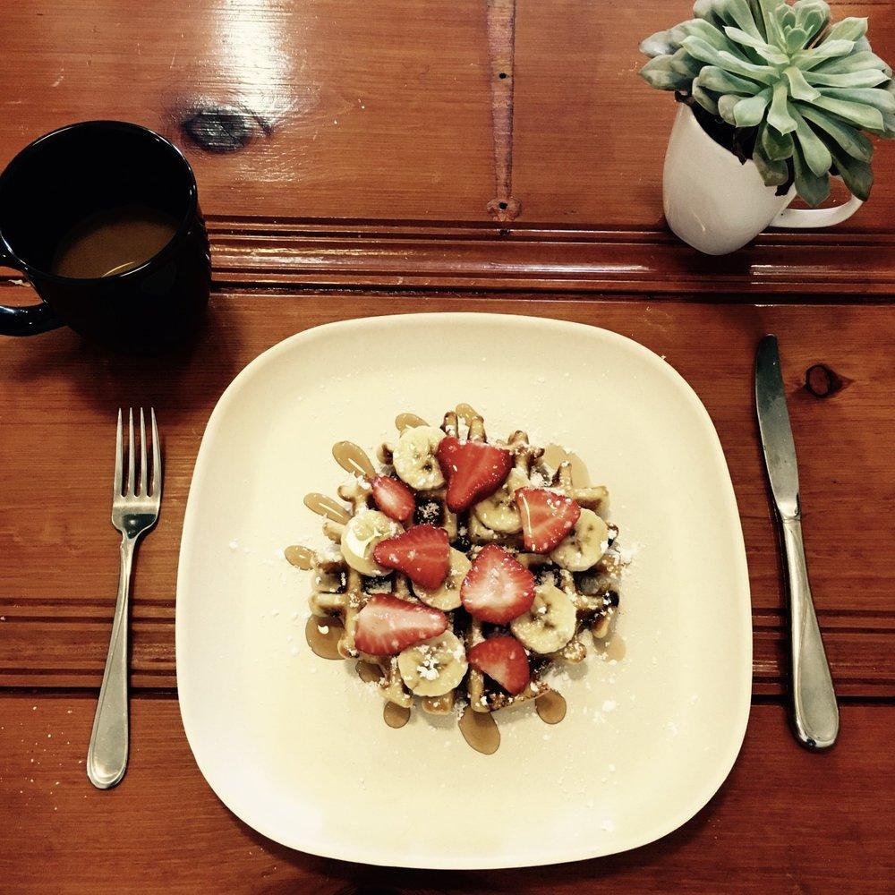 #wafflesatwork