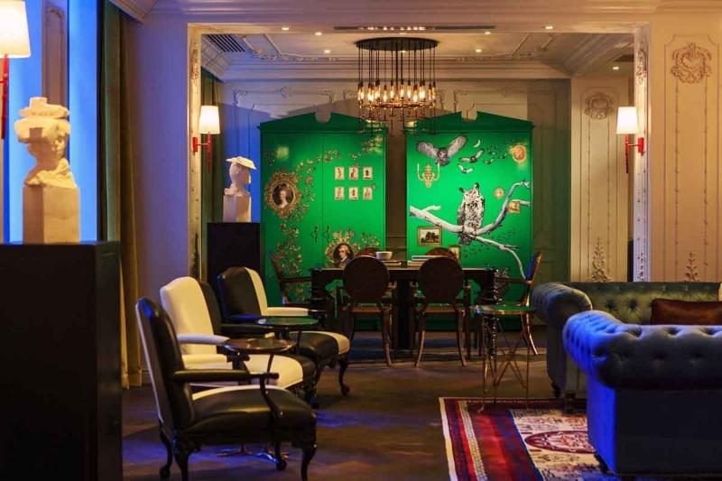 Image: Courtesy of the  Hotel Monaco Pittsburgh