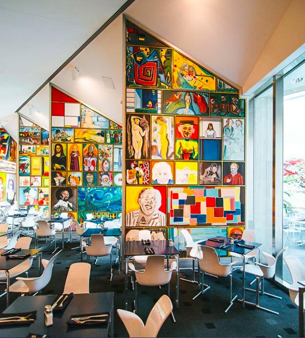 Café Sabastienne - Kansas City, MO