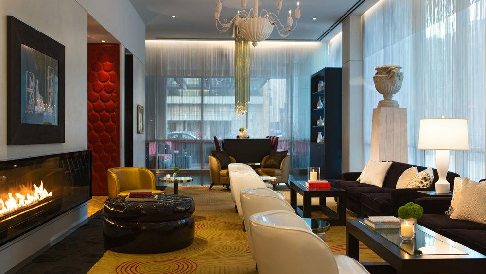 Image courtesy of  Hotel Palomar