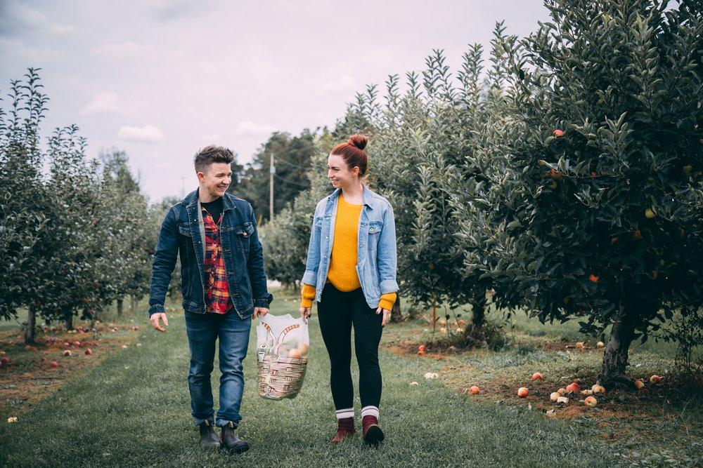 1.Honey Pot Hills Orchard - Stow, MA