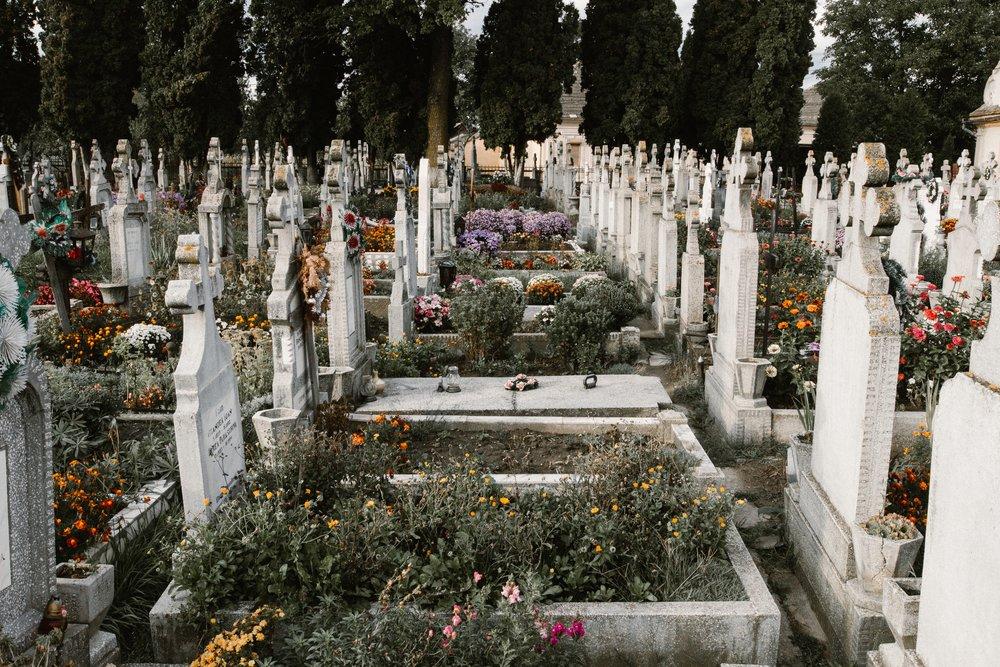 All Saints Day - Origin: Catholic European NationsToday: New Orleans