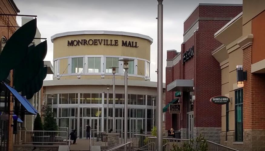 Dawn of the Dead - Monroeville Mall, Monroeville, Pennsylvania