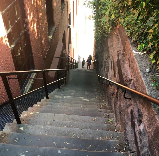 The Exorcist - Georgetown, Washington, D.C.