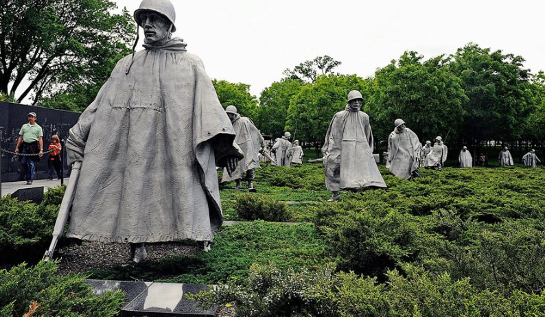 Korean War Veterans Memorial - Washington, D.C.