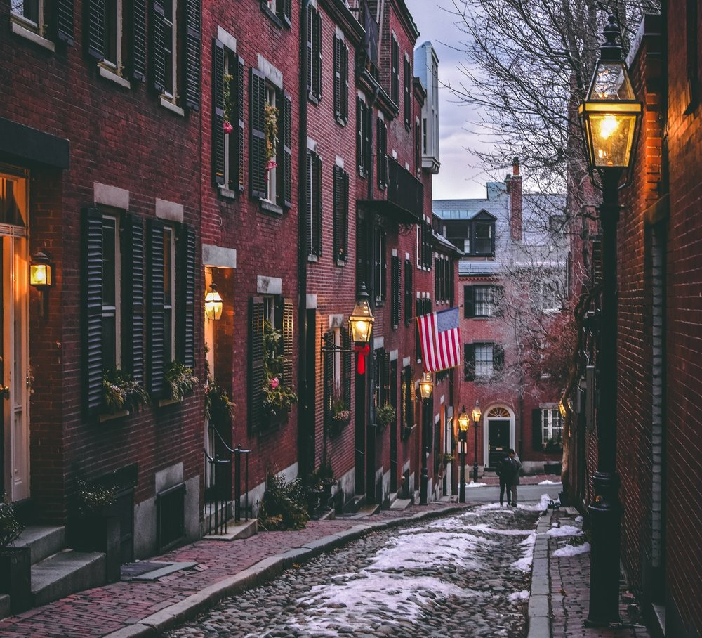 Boston, MA - Stop 2.