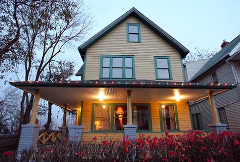 A Christmas Story - Cleveland, Ohio