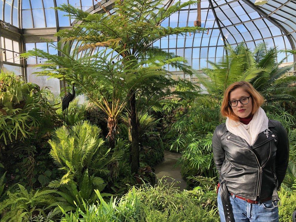 Lauren in Detroit