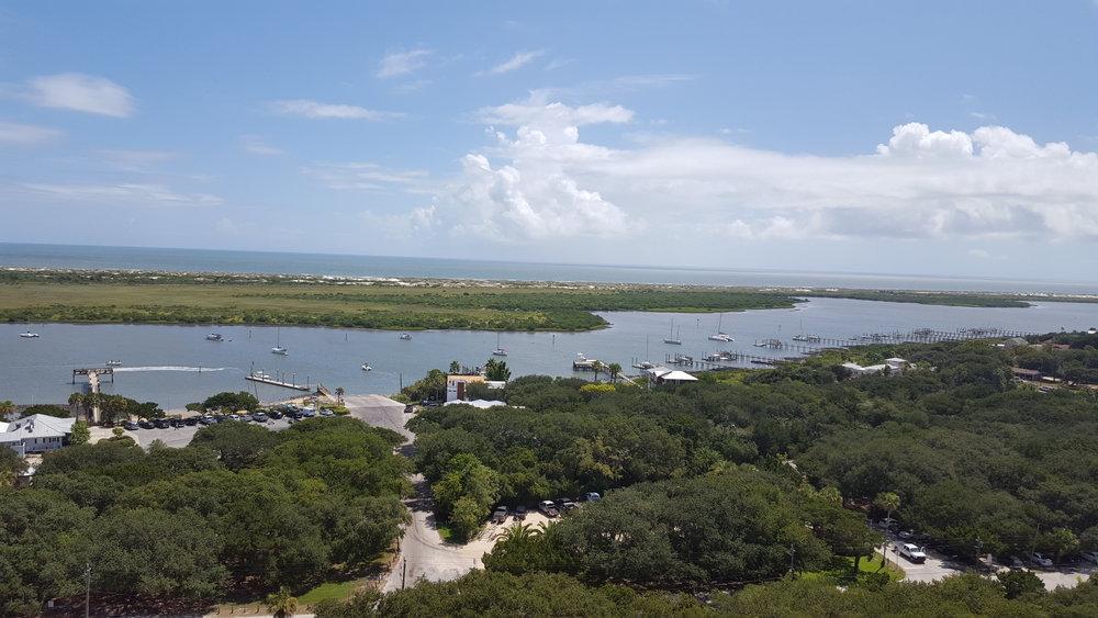 St. Augustine -