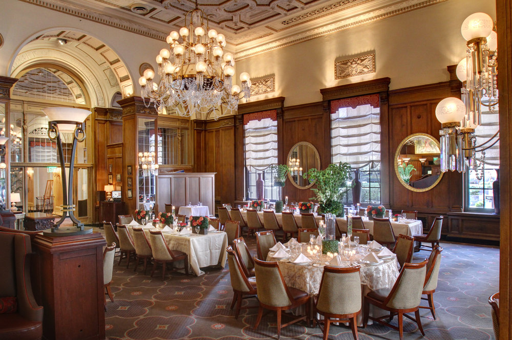 Omni William Penn Hotel - Classic soul.Modern amenities.102 years young.