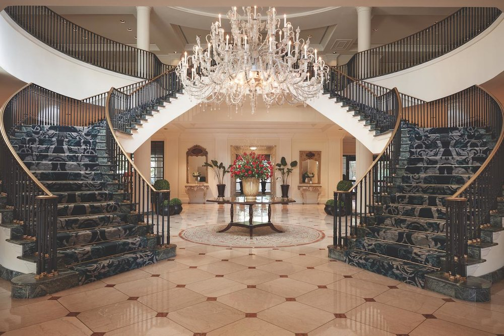 Image: Courtesy of the  Belmond Charleston Place