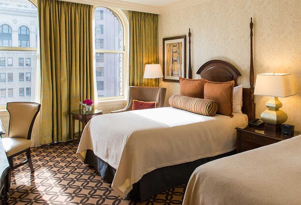 Omni San Francisco - Luxury in the Heart of the City