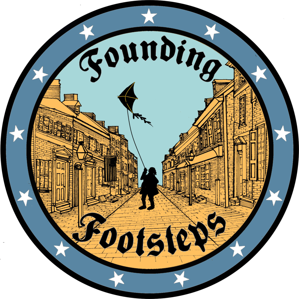 Image Courtesy of  Founding Footsteps