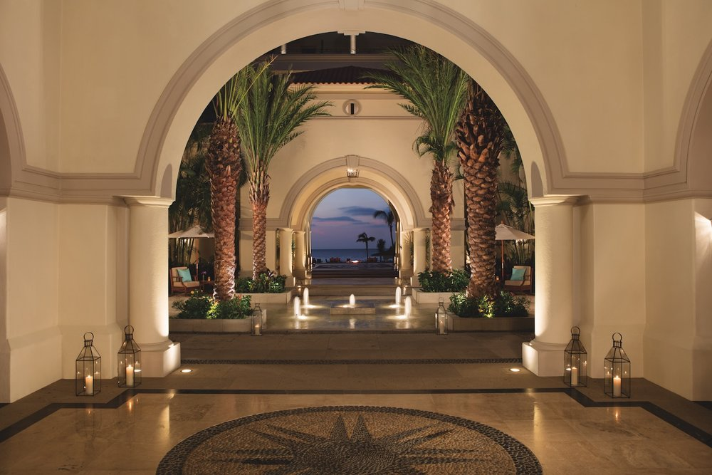 Lobby at Dreams Los Cabos