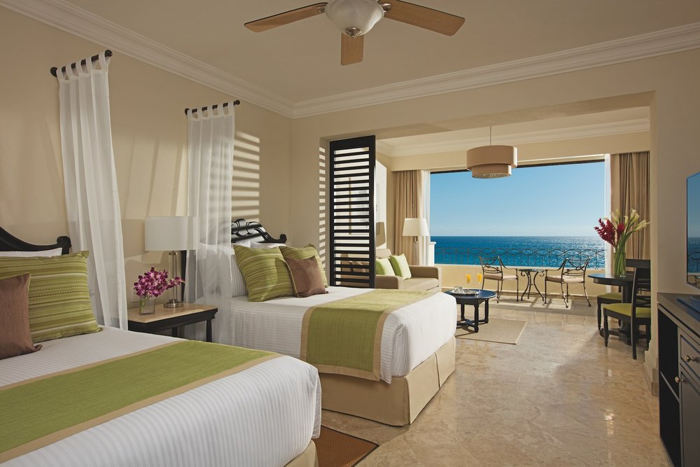 Jr. Suite Ocean View Double