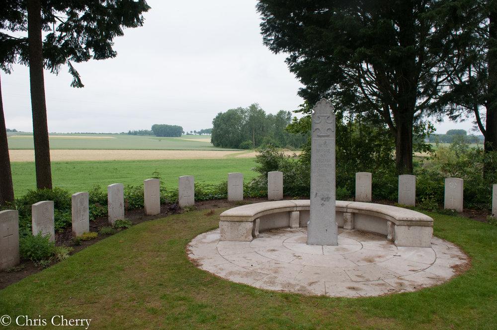 St Symphorien Cemetery, Mons