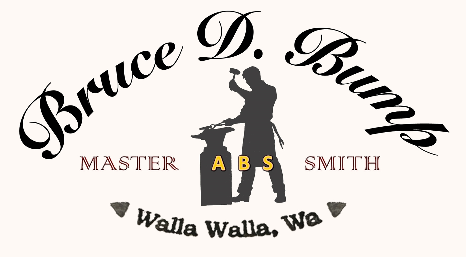 Blade show west 2019 (dates & time tbd) — bruce bump.