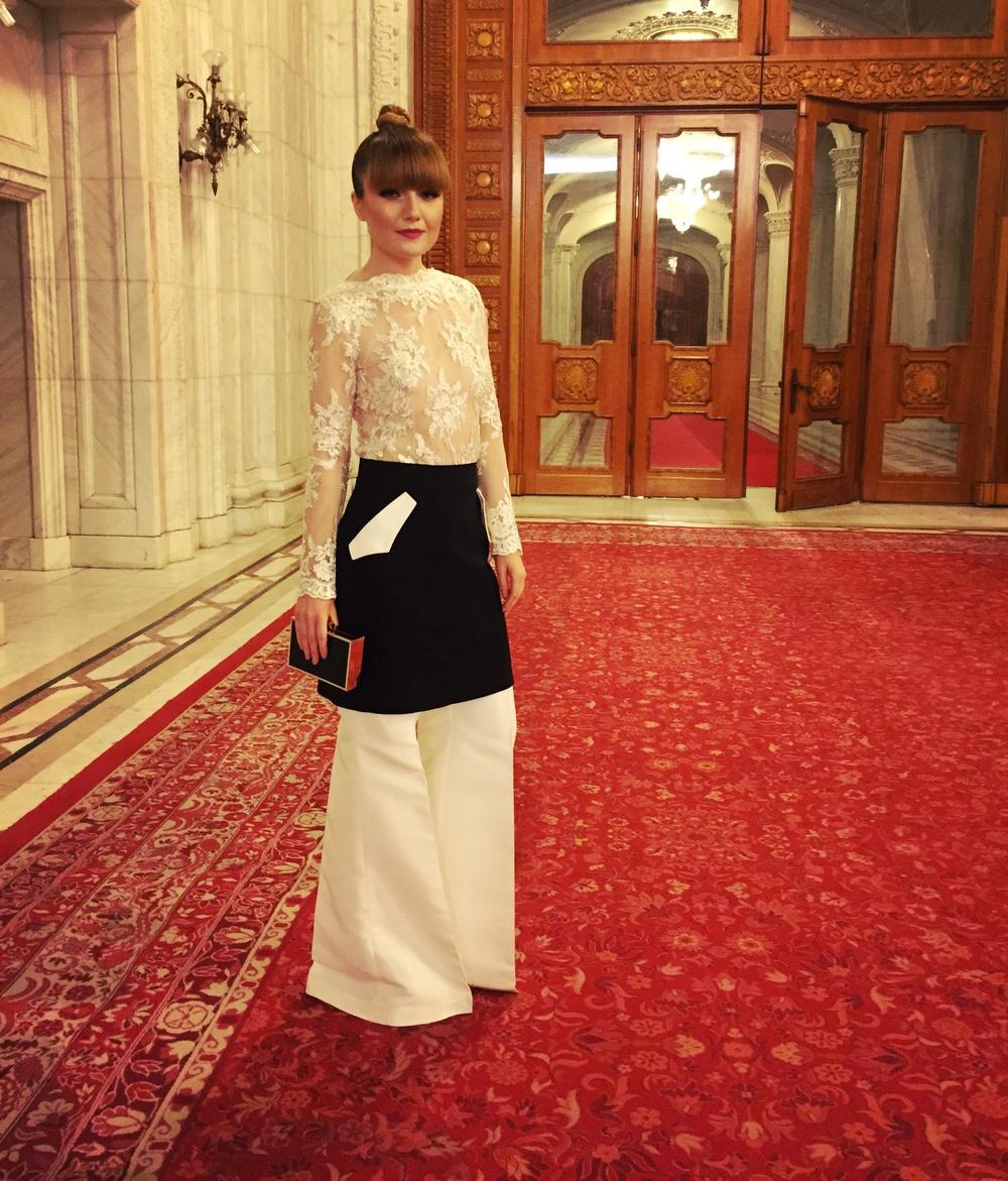 Tinuta Cosmin Florea @ Elle Style Awards
